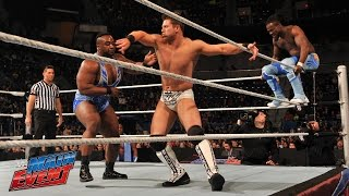 New Day vs. The Miz & Damien Mizdow: WWE Main Event, January 31, 2015