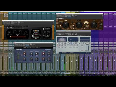 Pro Tools 302: Mixing EDM in Pro Tools - 1. Welcome