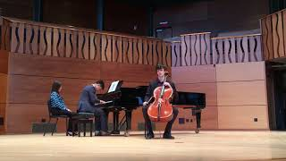 Concert Polonaise, Opus 14 (David Popper)