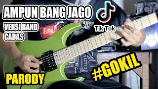 Download lagu TIKTOK VIRAL, AMPUN BANG JAGO PARODY BAND ROCK METAL, GOKIL...