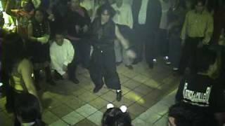 Bailando lo mejor del High Energy con PATRICK MILLER. prt.4