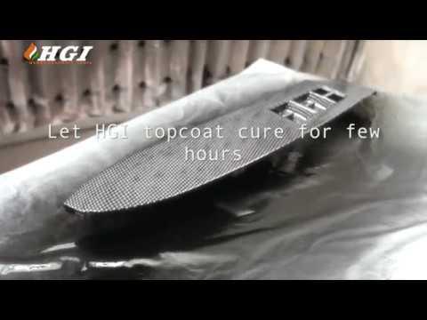 Hydrographics india carbon fiber car interiors dip kit training water transfer printing
