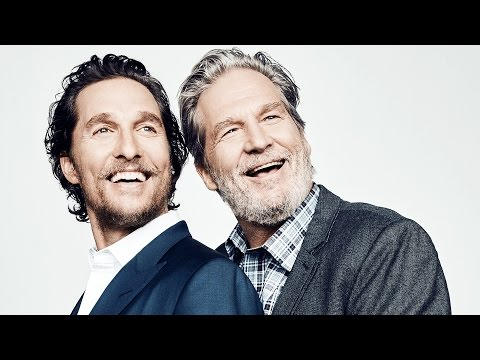 Matthew McConaughey & Jeff Bridges  Actors on Actors  Full Conversation