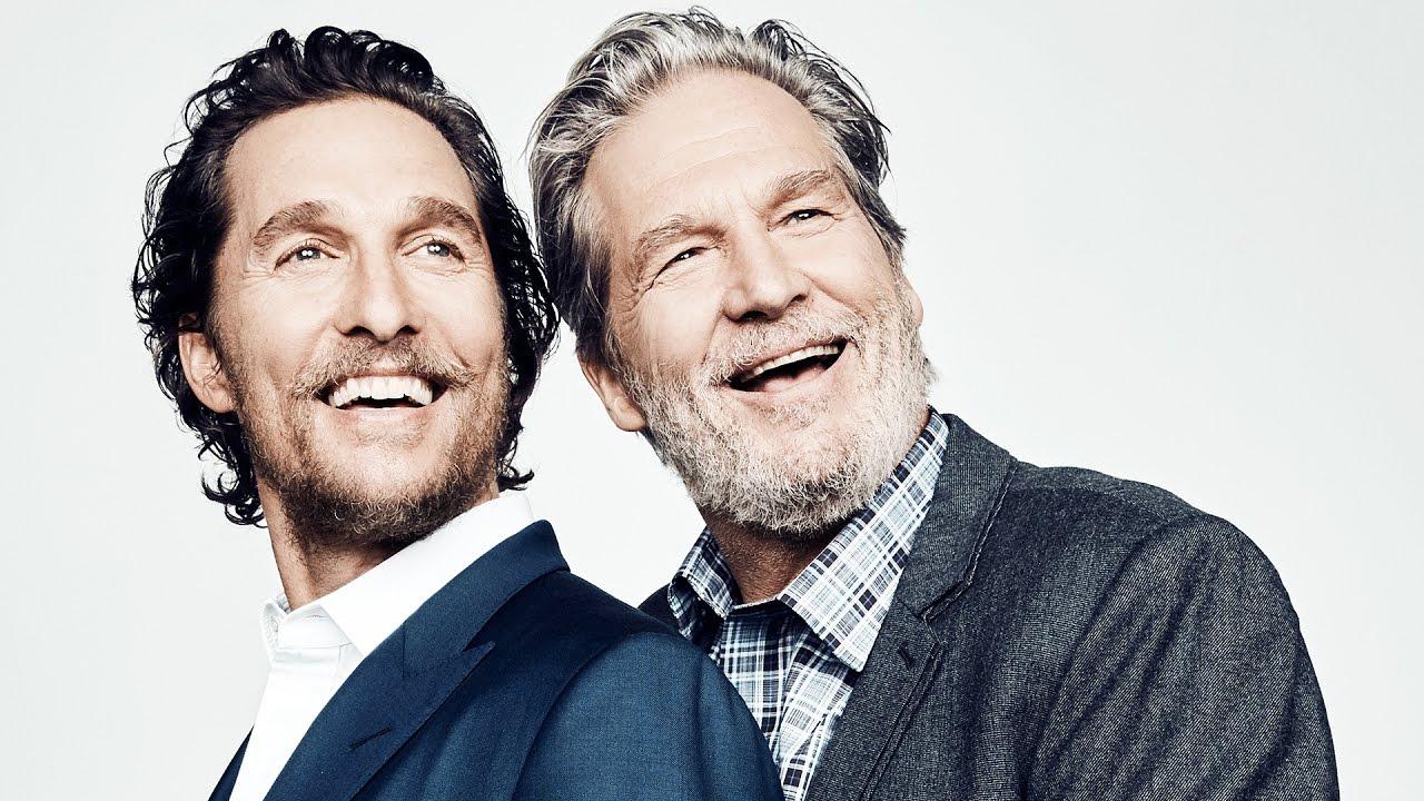 Matthew Mcconaughey Jeff Bridges Actors On Actors Full Conversation Youtube