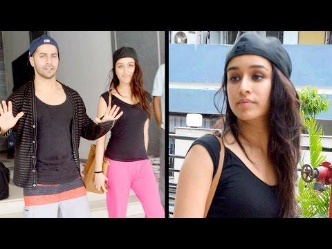 Injured Shraddha Kapoor Speaks On ABCD 2 Shoot