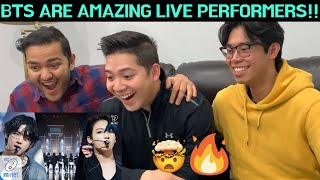 Gambar cover CANADIANS REACT TO [BTS - ON] Comeback Stage | M COUNTDOWN 200227 EP.654