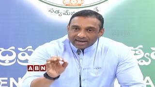 Mekapati Goutham Reddy Press Meet LIVE | ABN LIVE