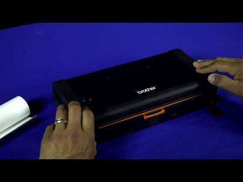 How To Load The PocketJet 7 Rugged Roll Case