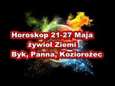 Horoskop 21-27 Maja, żywioł Ziemi, Byk, Panna, Koziorożec