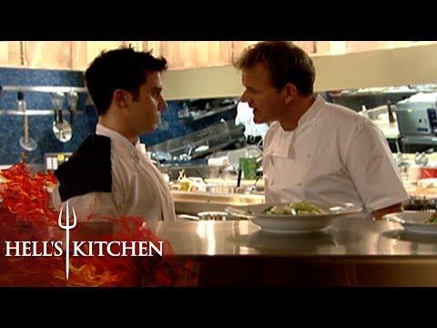 Gordon Ramsay Shuts Down Kitchen   Hell's Kitchen
