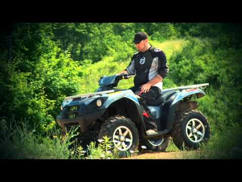 2012 Kawasaki Brute Force 750i Test Ride