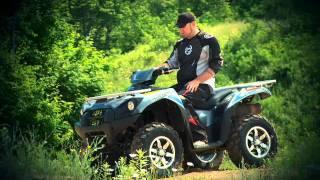2012 Kawasaki Brute Force 750i Test Ride