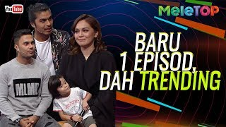 Video Baru 1 episod drama Encik Imam Ekspress dah trending no 2 | MeleTOP | Nabil & Neelofa download MP3, 3GP, MP4, WEBM, AVI, FLV Oktober 2019