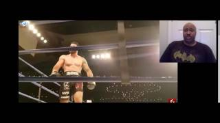 Tim Hague Fatal Knock Out