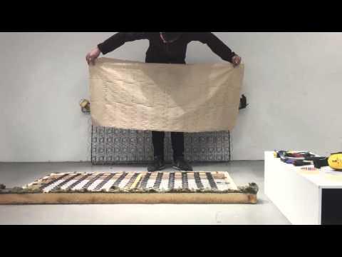 MAKEUP Project By Thomas Lissert For Svenskt Tenn