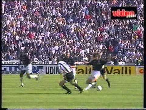 5 Maggio 2002 Juventus Udinese 2-0 e Lazio Inter 4-2 (Scudetto 2002)