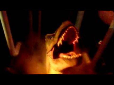 Jurassic Park The Ride : River Adventure [ Universal Orlando ] POV Islands Of Adventure