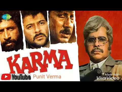 Karma [ 1986 ] Whatsapp Status | Aye Watan Tere Liye Mohammad Aziz - Kavita Krishnamurthy-Karma 1986