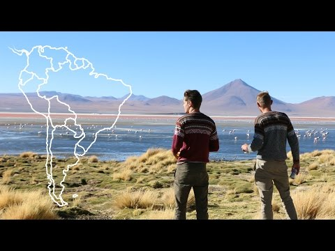 backpacking through South America  - GoPro (Peru, Bolivia, Chile, Argentina and Brazil)