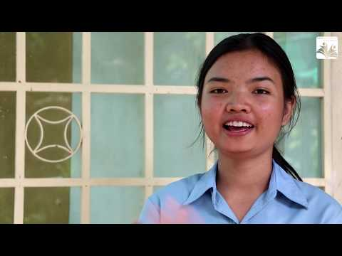 Sina Chuon - Scholarship Student - Cambodia Ireland Exchange 2018