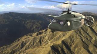 AVX Aircraft Coaxial Compound Helicopter for US Army JMR/FVL