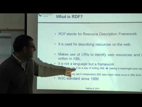 R1T2 - 5.1 .P1 - Resource Description Framework - Prof. Mustafa Jarrar