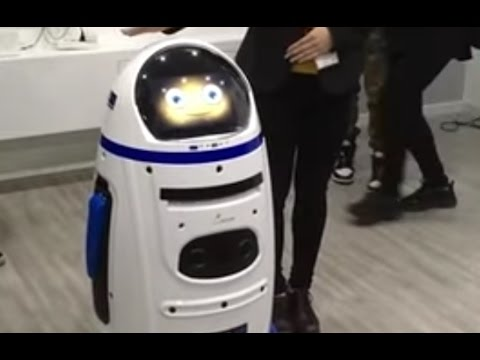 This Robot Isn't As Nice As He Looks...