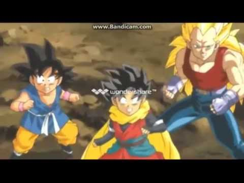 Dragon Ball Heroes Galaxy Mission All PV(so Far)