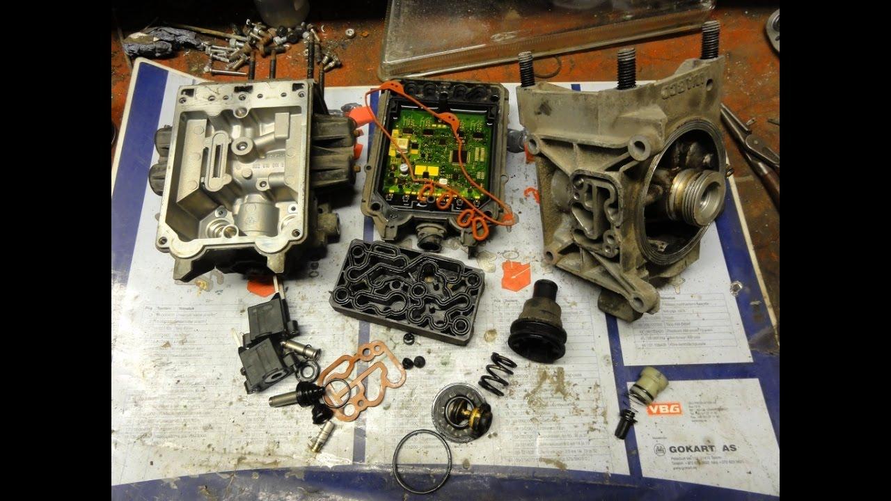 Осушитель воздуха SCANIA G,R,P,T Seria Air Dryer