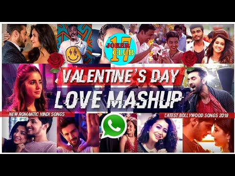 14  February  Valentine's Day Special - Love Mashup 2018 whatsapp status | Latest status |