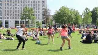Flash Mob: Thanks Tim (London 2012: Olympics Opening Ceremony)