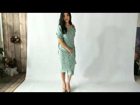 Váy Cho Con Bú - Cổ U Sale Chỉ Còn 229k