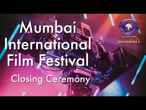 Closing Ceremony Of Mumbai International Film Festival 2020