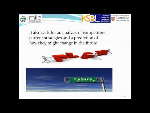 Can You Say What Your Corporate Strategy Is ?  by Dr. Rizwan Sheikh of KSBL | MILE Webinar