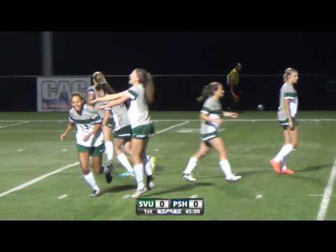 Southern Virginia University Women's Soccer vs Penn St. - Harrisburg