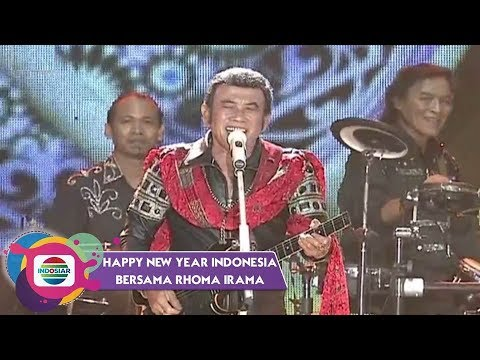 Rhoma Irama dan Soneta Group - 250 Juta (Happy New Year Indonesia)