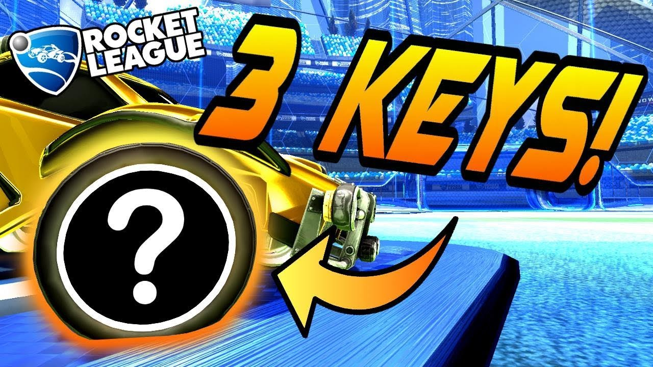 Rocket League Trading Top 5 Items Under 3 Keys Crate Items Painted Wheels 1V1 Goals