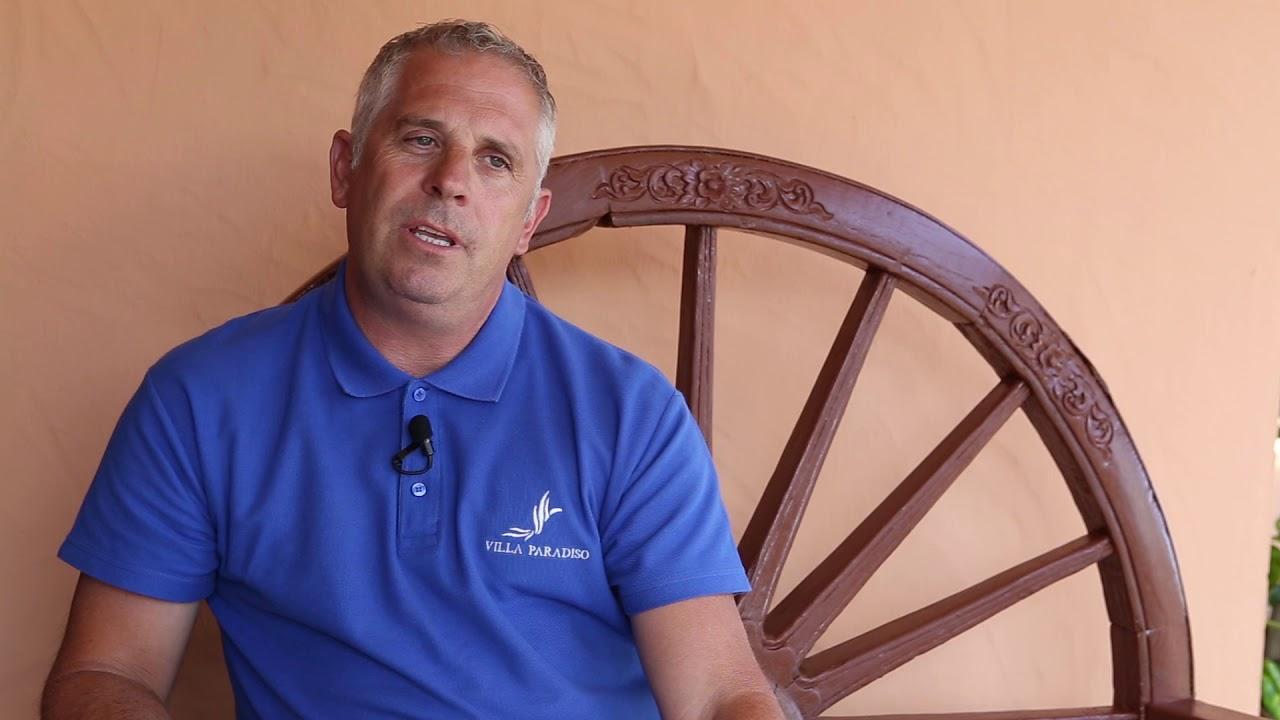 Villa Paradiso Rehab - Matthew Idle Interview - YouTube
