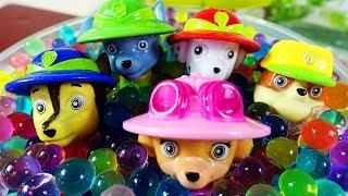 Сюрпризы и игрушки Щенячий Патруль МУЛЬТИКИ для детей. Игрушки ТВ