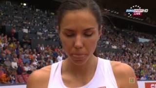 Марина Арзамасова Беларусь 800 метров ЧЕ 2014