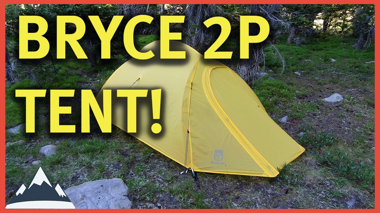 Bryce 2P Tent - Paria Outdoor Products - Full Review & Bryce 2P Tent - Paria Outdoor Products - Full Review - YouTube