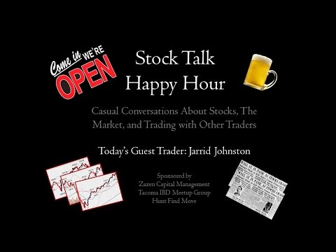 Stock Talk Happy Hour Episode 4