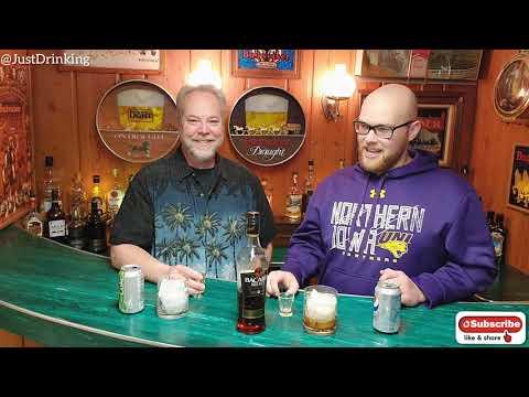 Bacardi Select Rum Review- Just Drinking- Roger & Robert