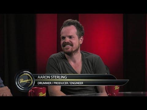 Drummer, Producer, Engineer Aaron Sterling – Pensado's Place #328