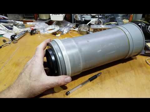 видео: Реверсивная рекуперативная система вентиляции своими руками