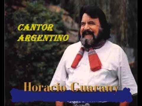 Horacio Guarany Si Se Calla El Cantor