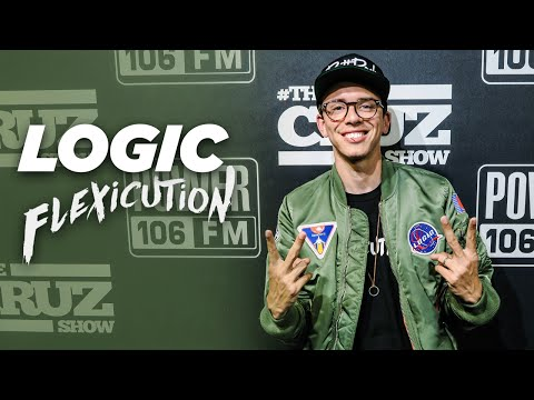 Logic Talks 'Flexicution' Single, Gaming w/ Logic, New Film By Logic, And More!