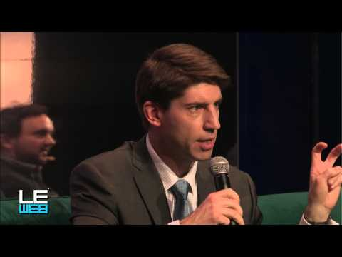 In Conversation With Shawn Burns, Schneider Electric - LeWeb'14 Paris