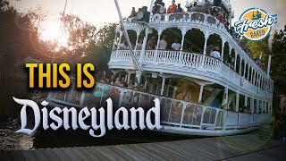 Watch this video and see how THIS is Disneyland
