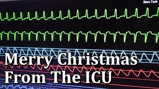 Merry Christmas From The ICU (VLOG)